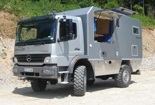 Bimobil EX 480 Expedition Camper
